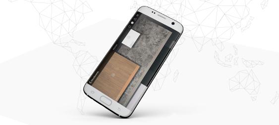 KRONOSPAN presenta la aplicación móvil KRONODESIGN®