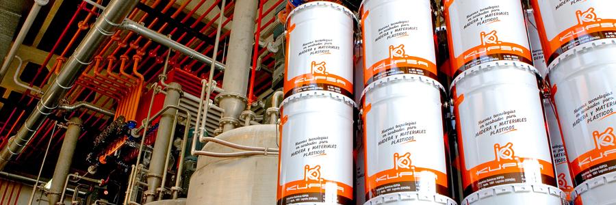KUPSA recoge el fruto de haber diversificado productos y mercados durante la crisis