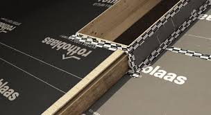 Láminas y cintas ROTHOBLAAS para construcciones de madera