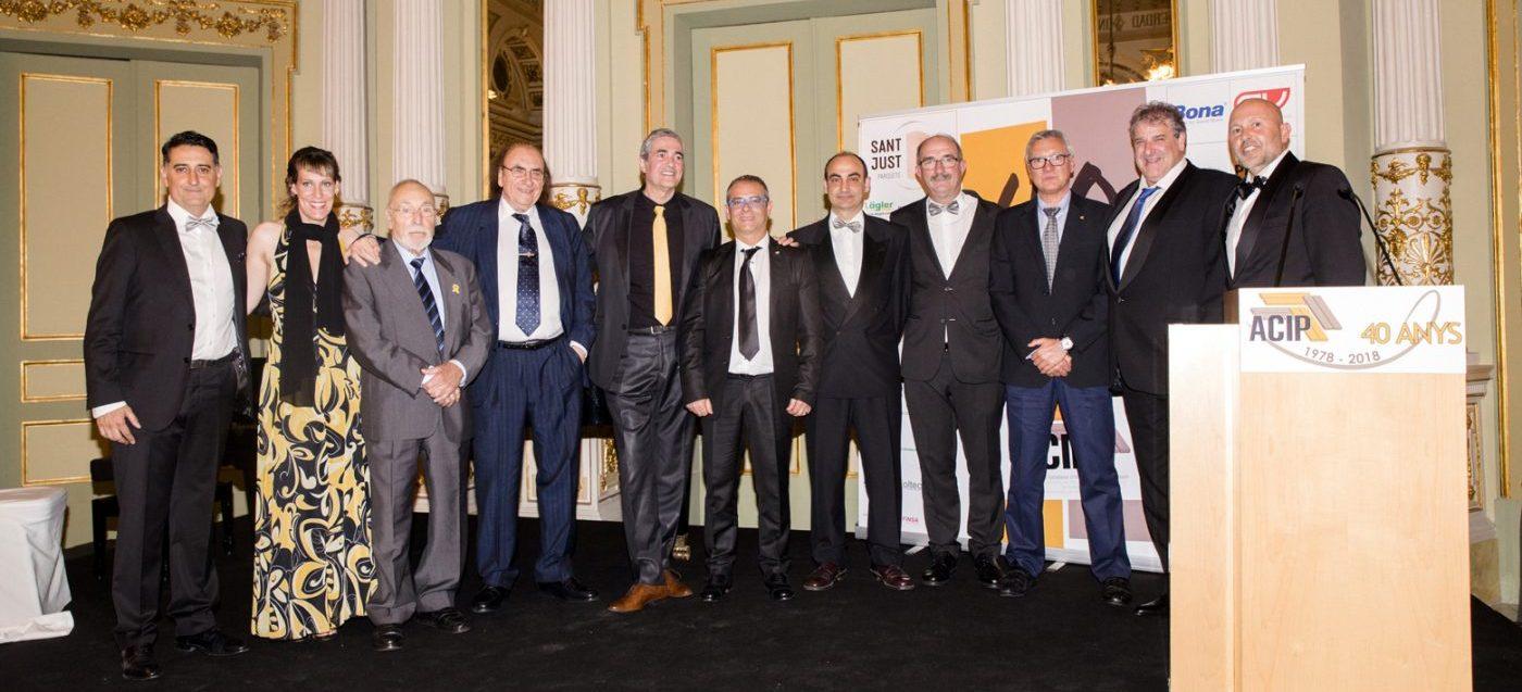 ACIP celebró su 40 Aniversario en el Liceo de Barcelona