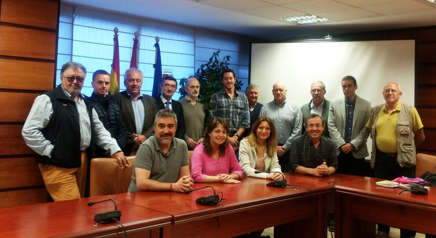 José Angel Arranz se compromete a trasladar al Ministerio de Tejerina las demandas de COSE