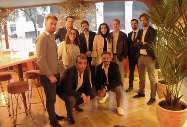 Architecture Night Dinner sobre el sector hotelero en Madrid