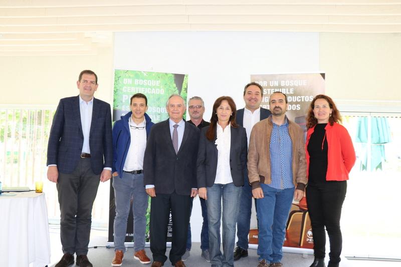 La Rioja apuesta por la gestión forestal sostenible y la certificación forestal