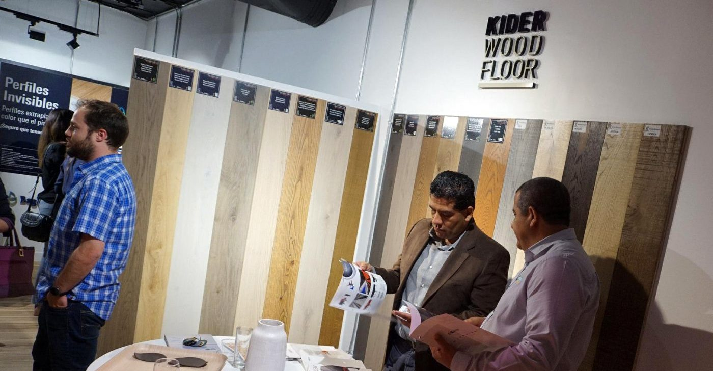 Misión directa en México de KIDER WOOD FLOOR