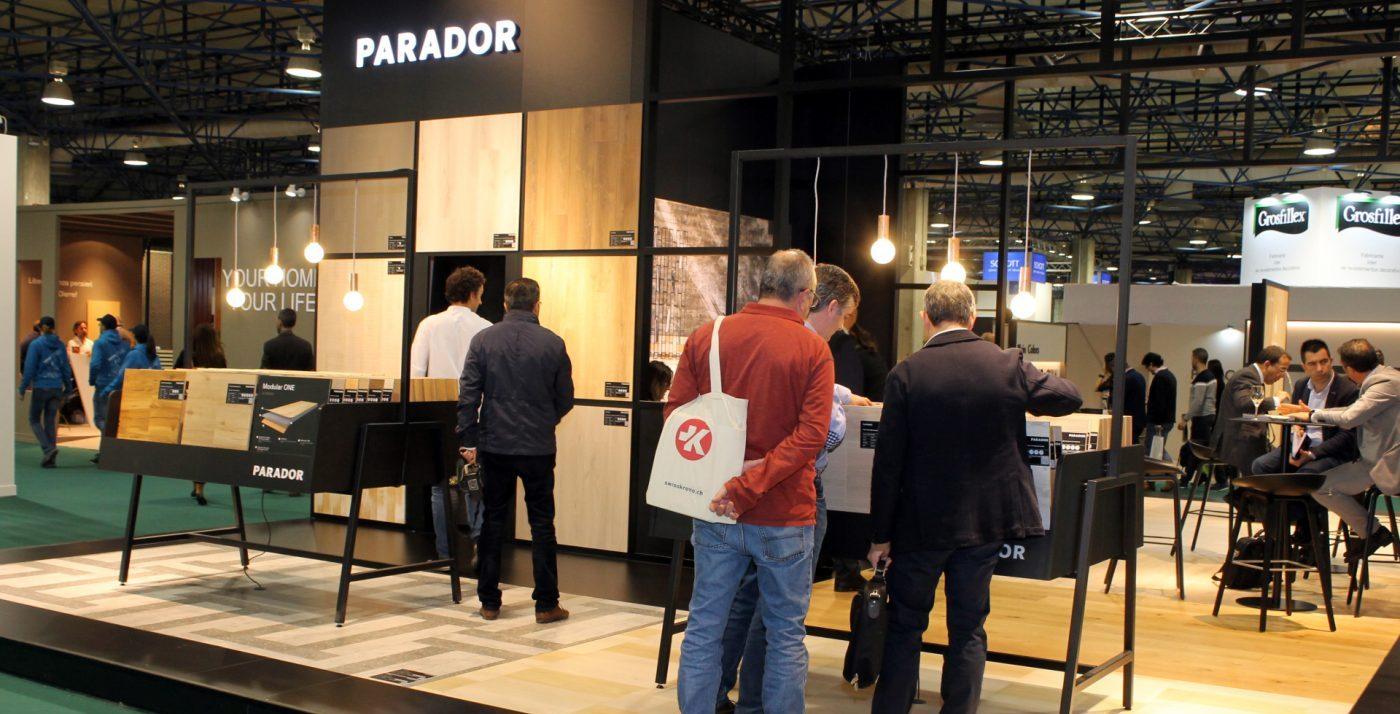 Gama de parquet PARADOR 2018