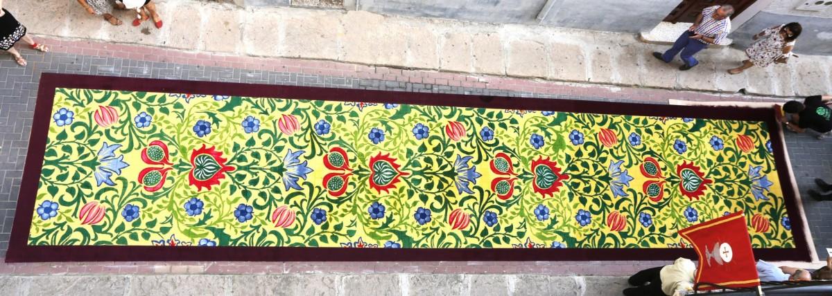 Auténticas obras de arte hechas con serrín