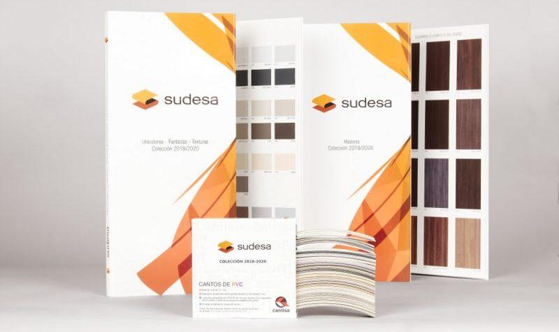 CANTISA dispone de cantos de PVC para la gama 2018-2020 de SUDESA