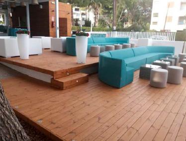 AGLOMA distribuirá los productos termotratados de SWM-wood en la Comunidad Valenciana