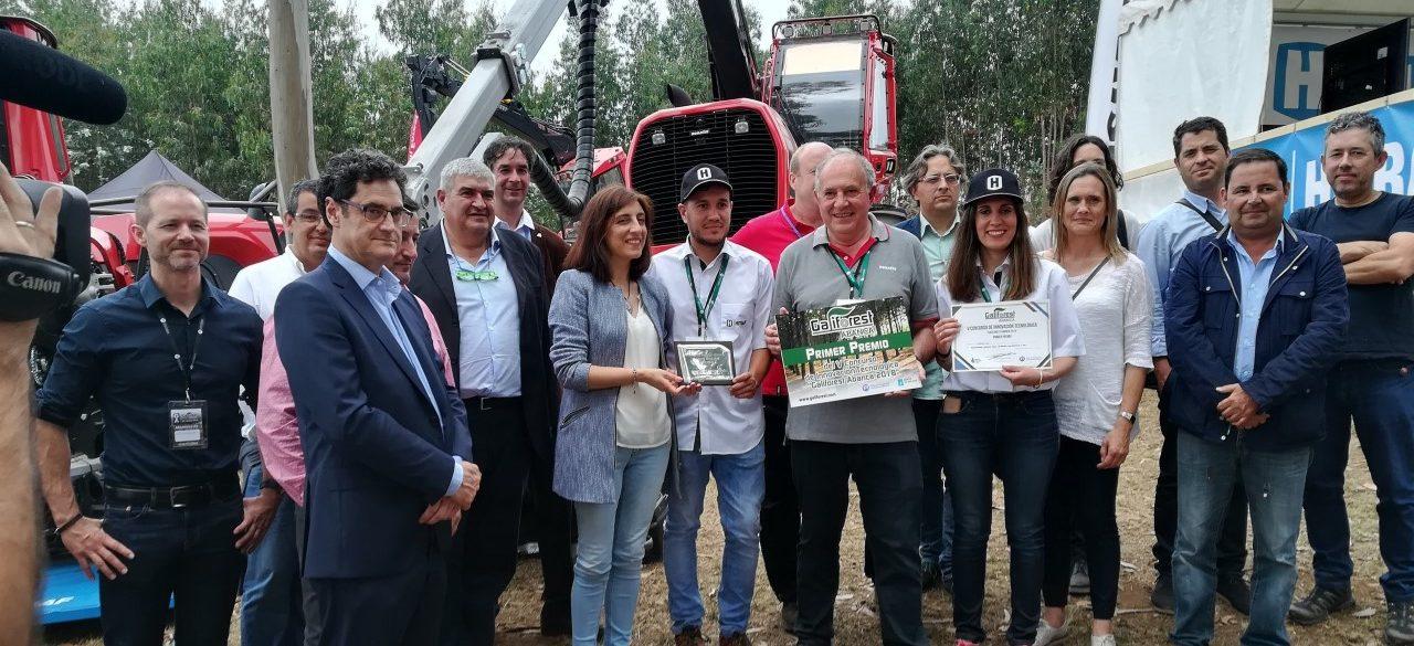 Una procesadora gana el primer premio en el Concurso de Innovación de GALIFOREST ABANCA