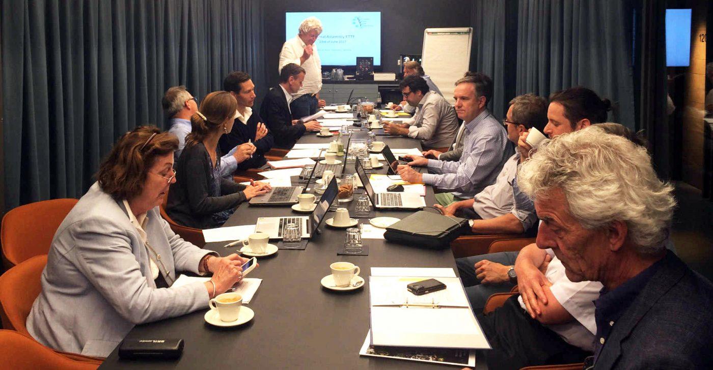AEIM organiza la Asamblea General de la ETTF, la Federación Europea del Comercio de la Madera