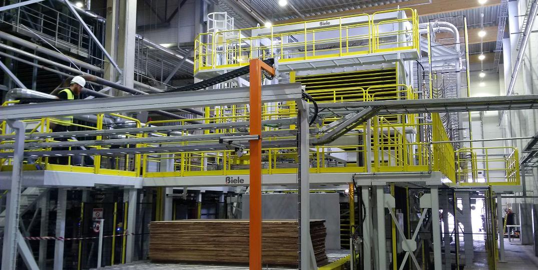 BIELE ha respondido al reto de la optimización, la máxima flexibilidad y la fiabilidad en las líneas de fabricación de lotes uno