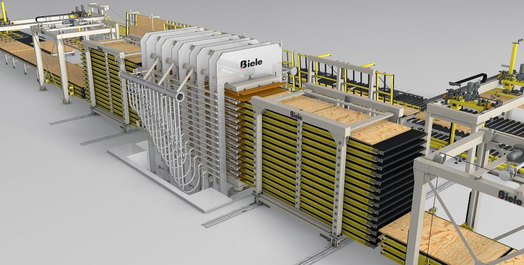 BIELE Wood Division: La tecnología es sincronización