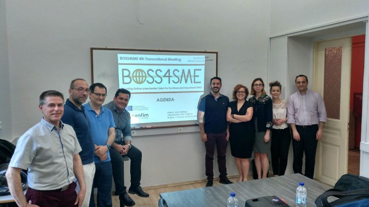 BOSS4SME ultima su plataforma de formación online para la implantación de e-Commerce
