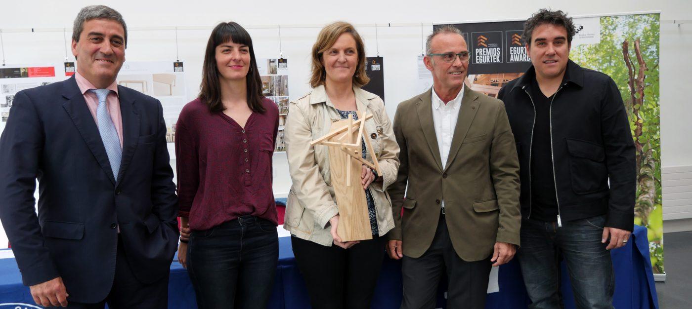 Fallados los cuartos Premios EGURTEK 2018 de arquitectura en madera