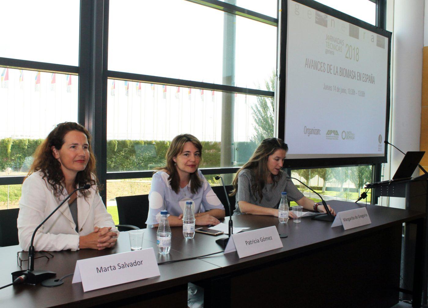 "UNIÓN POR LA BIOMASA celebra en GENERA la jornada ""Progresos de la biomasa en España"""