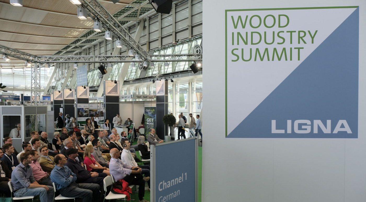 Cumbre de la Industria de la Madera, en LIGNA 2019