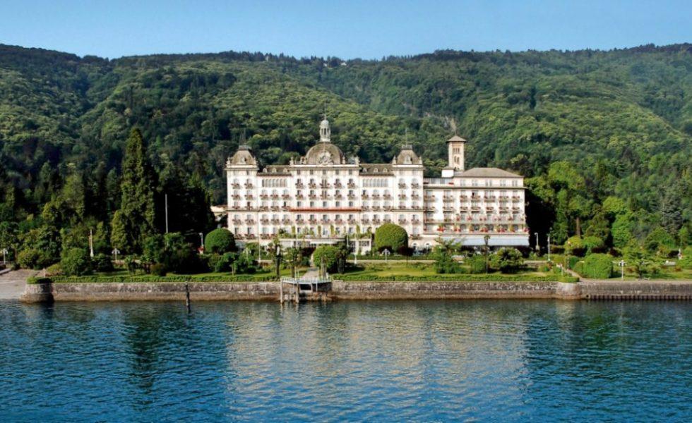 Los barnices para exterior MILESI le dan vida nueva al Grand Hotel des Iles Borromées & Spa di Stresa