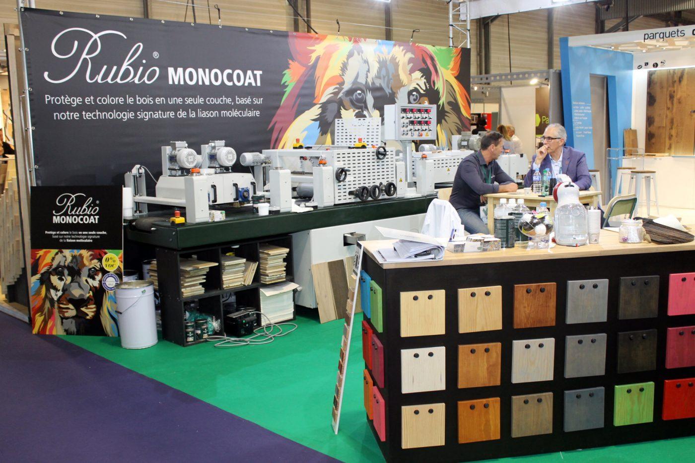 La capacidad de servicio de RUBIO® MONOCOAT es global