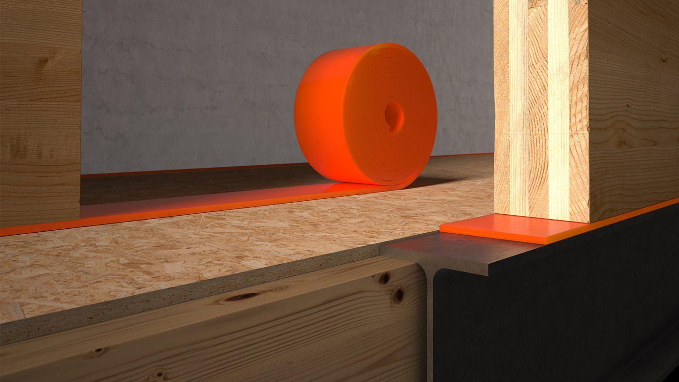 """Curso online """"La acústica en las construcciones de madera"""""""