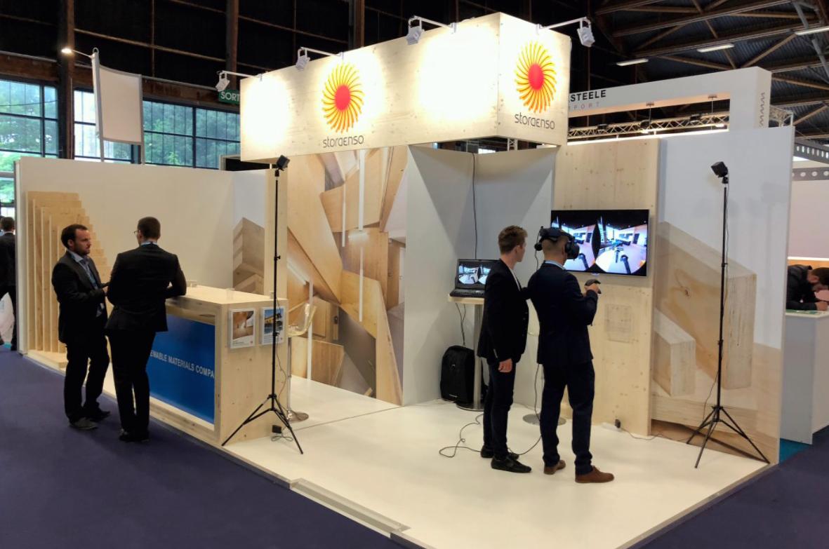 La realidad virtual llega a la construcción con madera