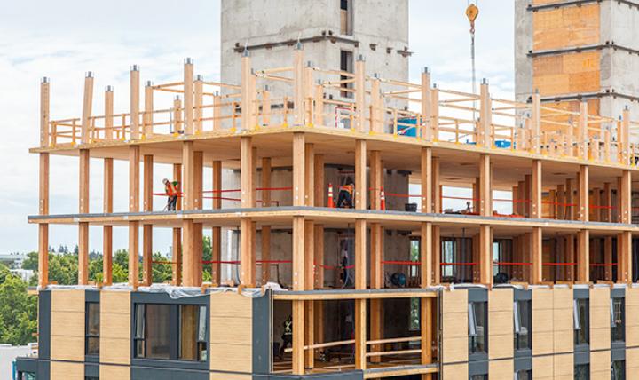 La UPV/EHU pone en marcha el Máster en Estructuras, Construcción y Diseño en Madera
