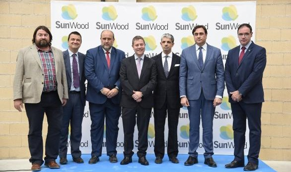 SUNWOOD inaugura en Cuenca la mayor planta de biomasa de Castilla-La Mancha