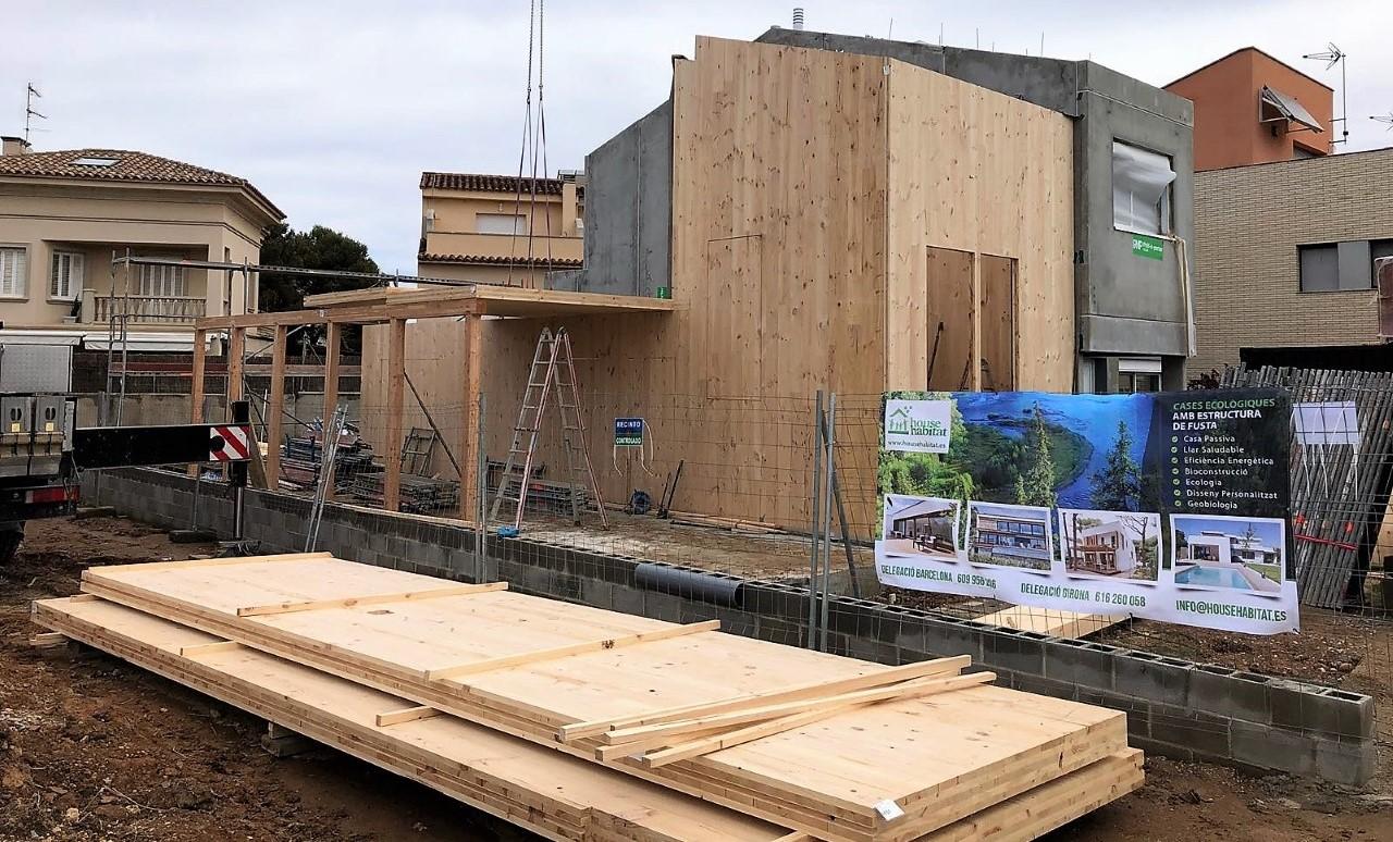La madera, material único para una construcción sostenible