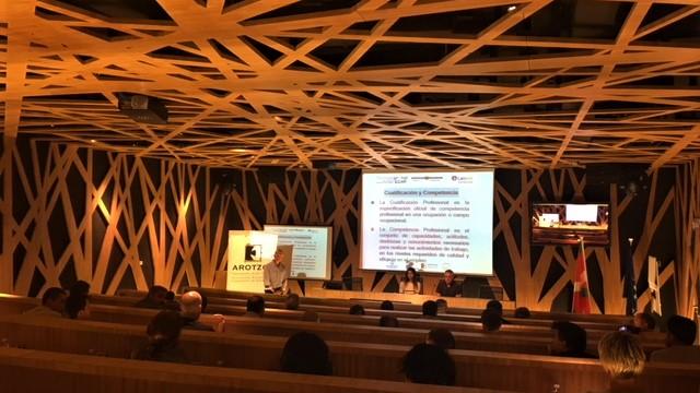 Jornada sobre los Certificados de Profesionalidad del Sector de la Madera