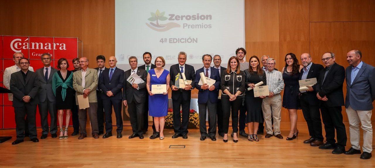 JUNTOS POR LOS BOSQUES obtiene el Premio Zerosion