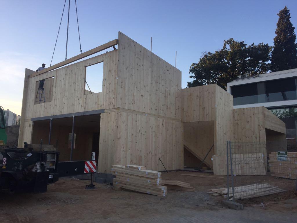 Soluciones constructivas para fomentar el uso de la madera en la construcción