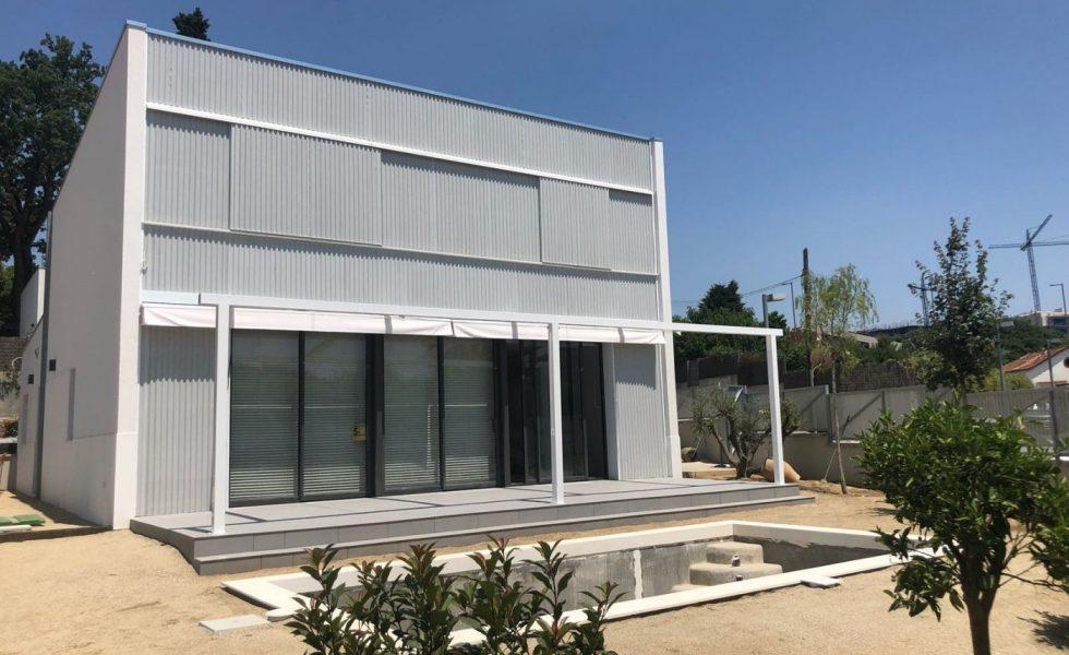 HOUSE HABITAT concluye en San Cugat una vivienda sostenible y saludable con estructura de madera CLT