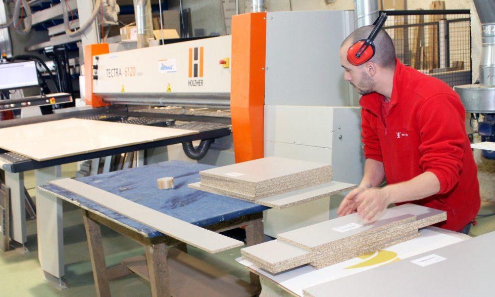 CUINES CALAF confía a AIRMATIC la modernización de su taller
