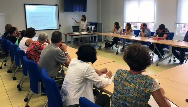 FEIM ofrece una charla sobre la Normativa Española de Embalaje FAPROMA a los empresarios vascos del sector de la madera