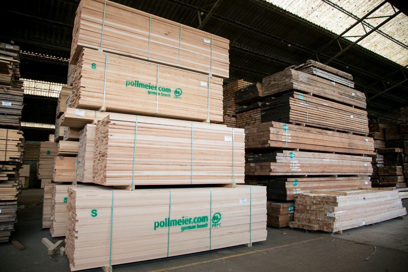 GABARRO da un paso más en la comercialización de maderas certificadas y potencia las especies locales