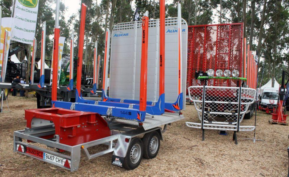 Soluciones MAFOP para el transporte de madera