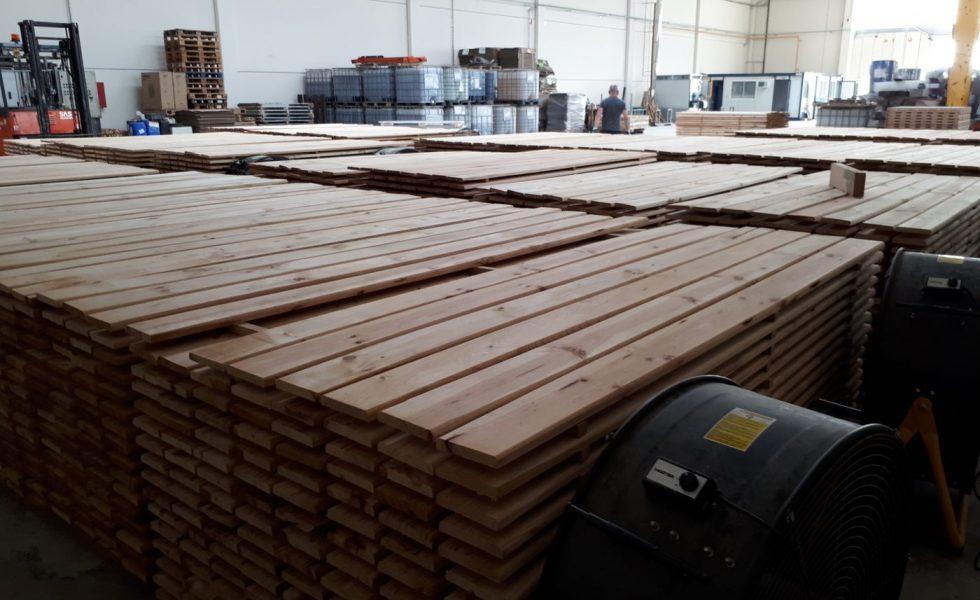 BESTERWOOD (BWC), referencia en la ignifugación de maderas y derivados