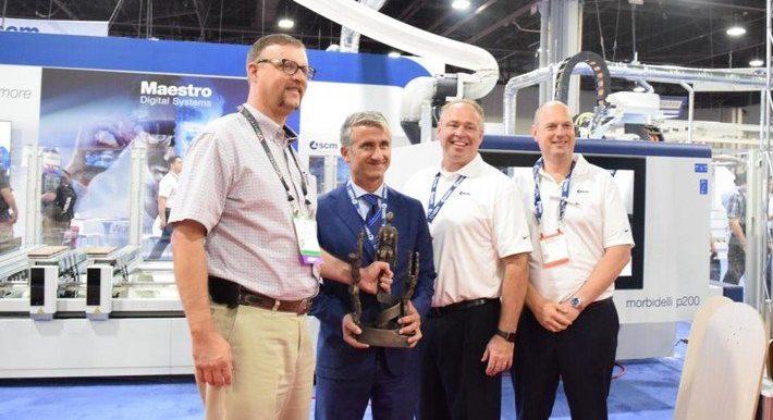 SCM, ganadora del Challengers Award 2018 de IWF 2018
