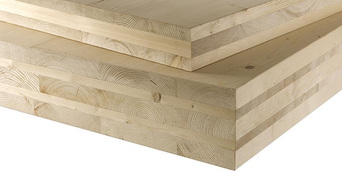 Apuesta firme por la madera CLT para la construcción