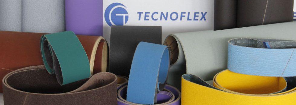 TECNOFLEX transforma bandas de lijado y pulido para la industria de la madera