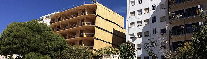 La Universidad de Navarra celebrará una jornada sobre «Construcción con Panel Contralaminado de Madera»