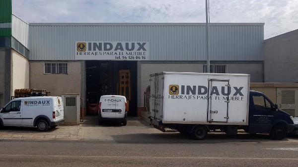 INDAUX amplía su almacén de Catarroja