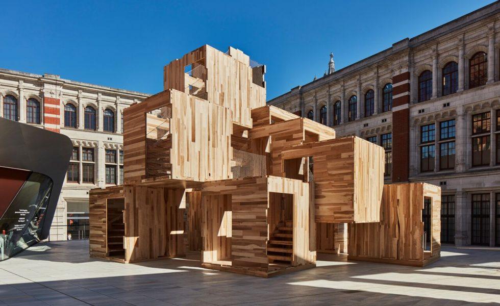 MULTIPLY, una nueva forma de diseñar y construir en madera