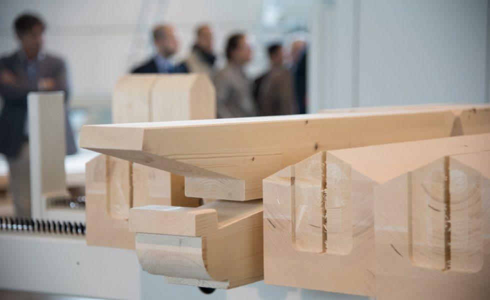SCM mostrará el futuro de la industria de la construcción en madera en REBUILD