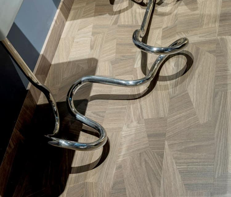 """FINSA mostró su nueva colección de suelos laminados """"Etude 22"""" en Rebuild"""