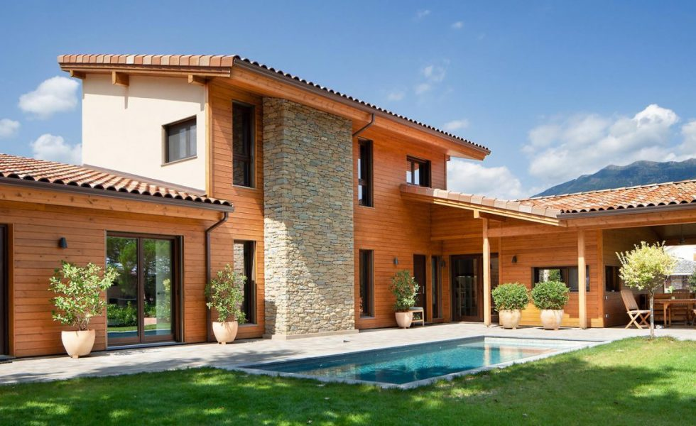 Casas biopasivas para vivir en armonía con el entorno natural