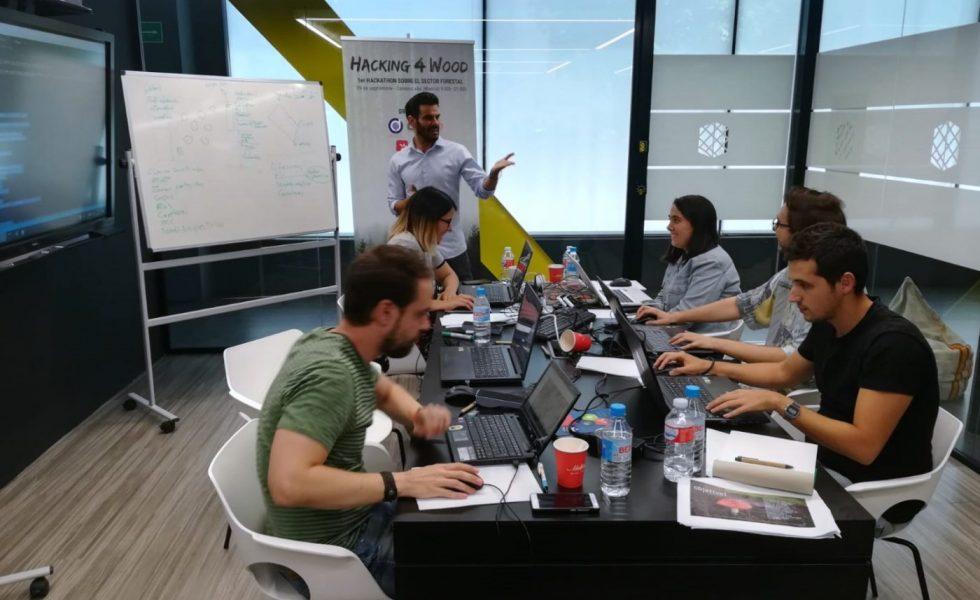 Se celebra el primer Hackathon forestal