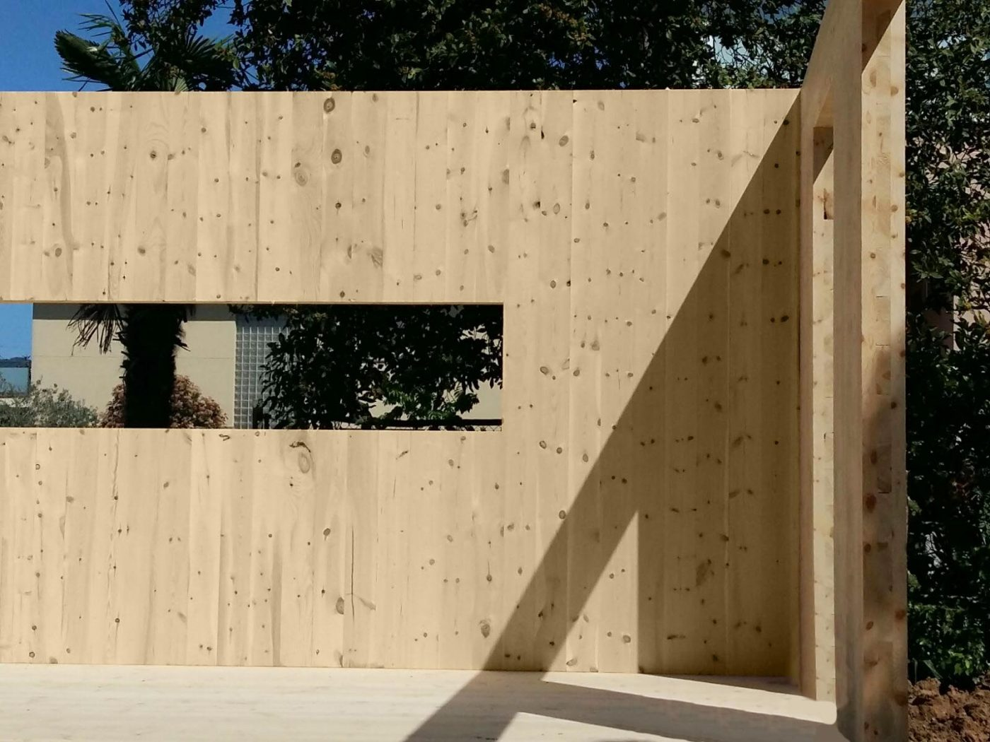 FUSTES SEBASTIA dio visibilidad a su producto CLT en Rebuild