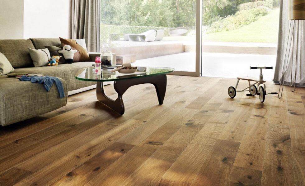 ¿Por qué elegir suelos de madera?