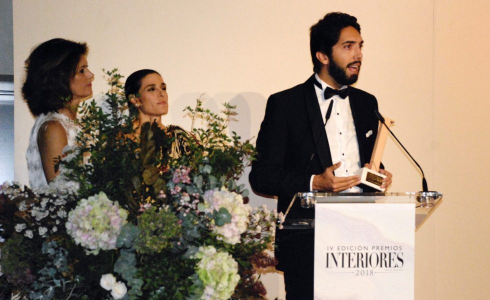 ALVIC recibe el «Premio Interiores» al Mejor Revestimiento Decorativo