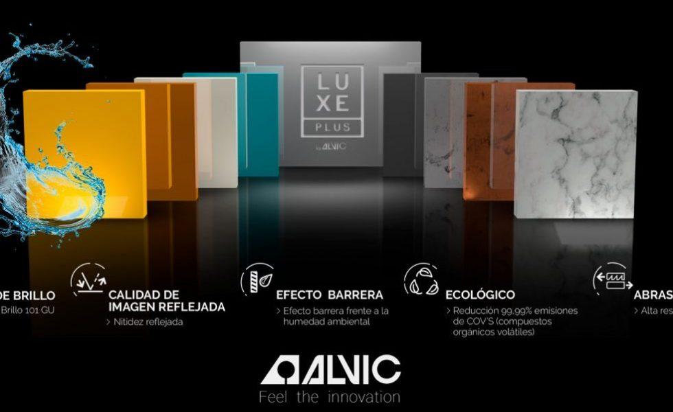 ALVIC presentará en SICAM su innovadora superficie «Luxe Plus»